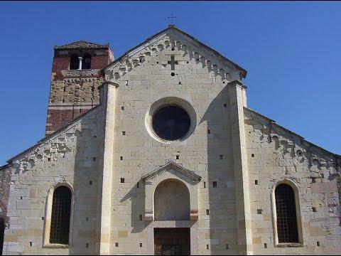 Pieve di San Floriano (frazione di San Pietro In Cariano, Verona, Veneto) videomix