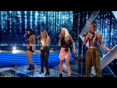 The X Factor UK 2016 Live Shows Week 2 4 of Diamonds Full Clip S13E15