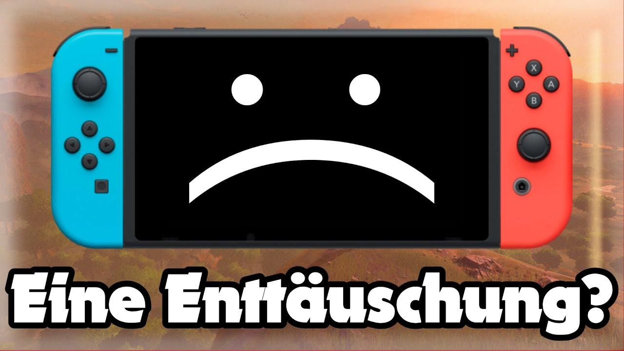Nintendo Switch 2020: Eine Enttäuschung? - RGE
