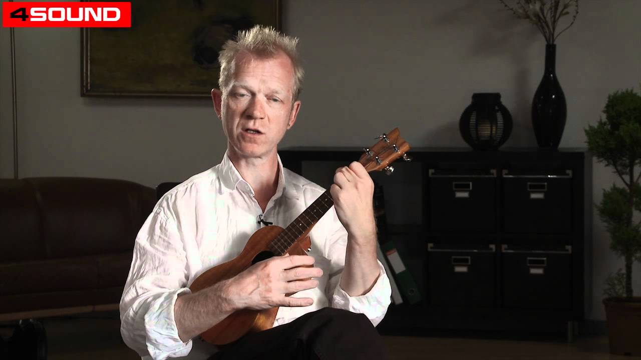 Lær at spille ukulele m. Carsten Knudsen