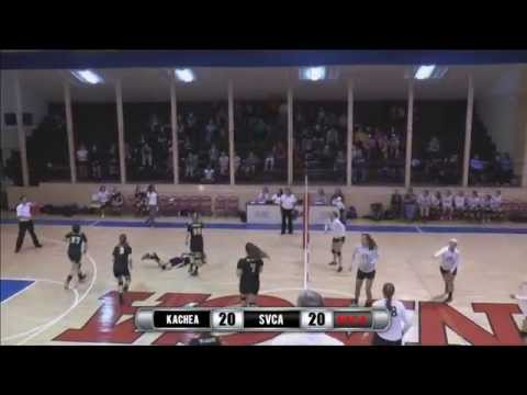 2015 NACA Volleyball - KACHEA vs. Shenandoah Valley Christian Academy