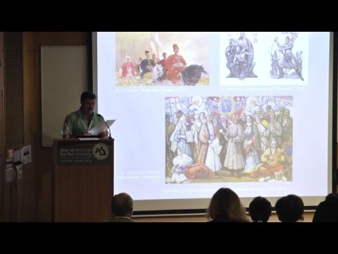 Jewish baroque as a paradigm of Eastern European Jewry - Eugeny Kotlyar