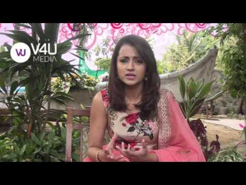 Here's d , much awaited Kodi star Trisha interview wer she talks abt Dhanush , politics & more