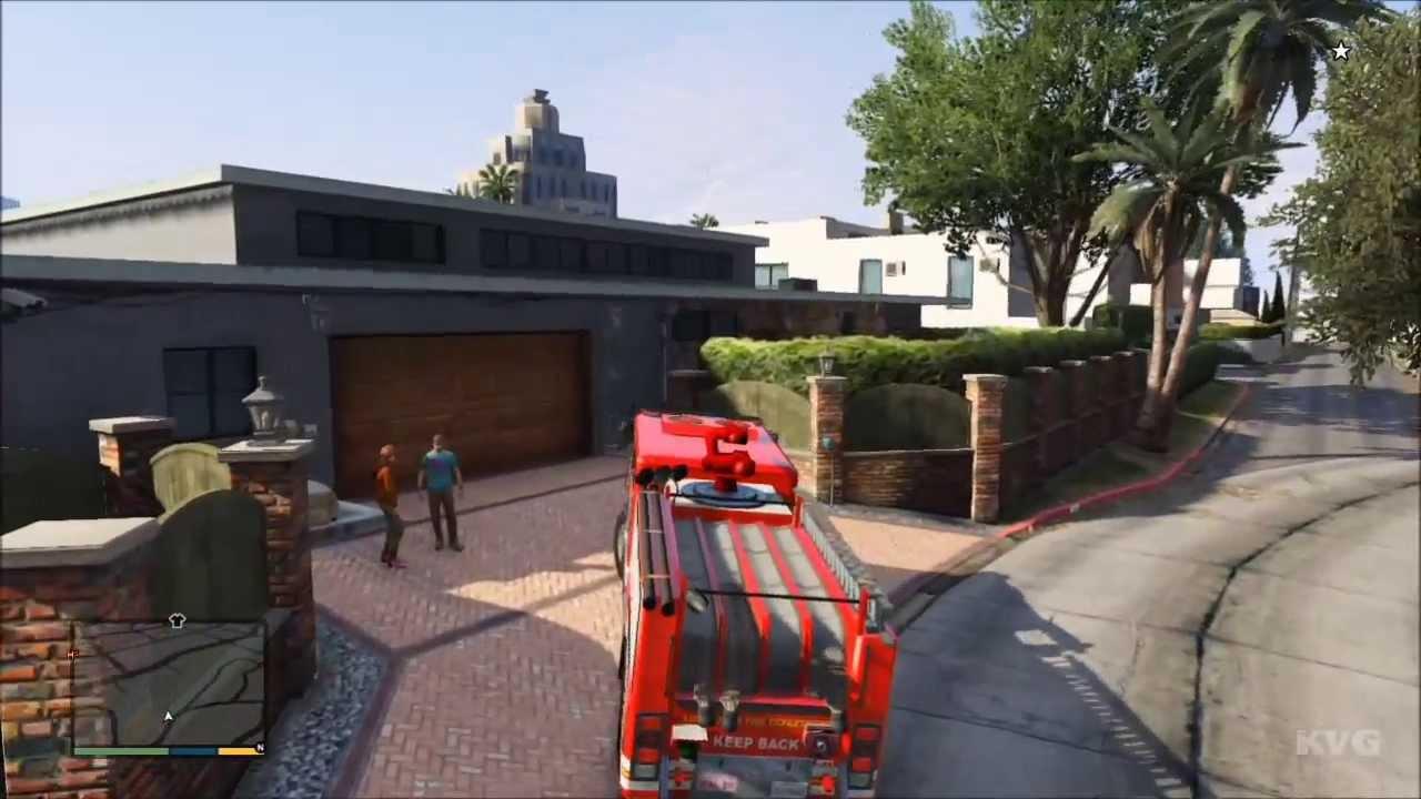 fire truck driving simulator online