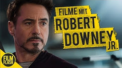 """I AM IRON MAN"" Gute Filme mit Robert Downey JR. 
