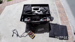 Diy Solar Generator In A Tool Box