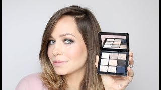 Easy Daytime Smokey Eyes using the Capri Nudes Eye Shadow Palette