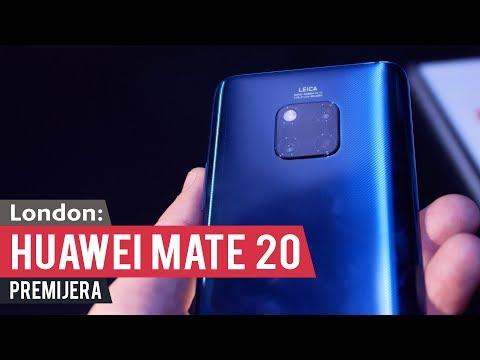 London: Da li je Huawei Mate 20 Pro najbolji telefon na svetu?