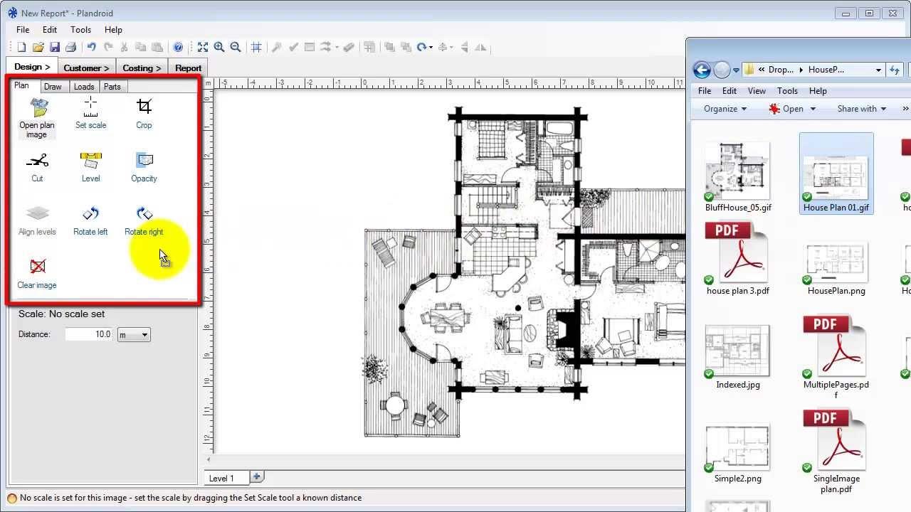 how do i use a floor plan image youtube