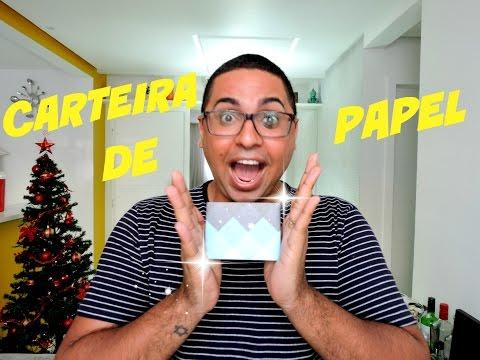 MINHA NOVA CARTEIRA DE PAPEL / QUERO DOBRA