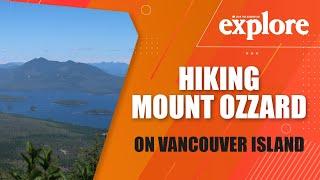 Hiking Mount Ozzard, Ucluelet, Vancouver Island
