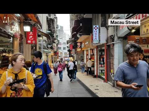 Best of Macao in 90s