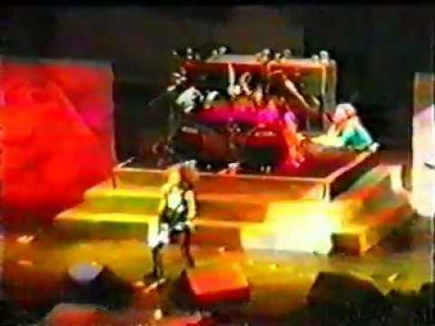 Metallica - Live in Barcelona (1988)