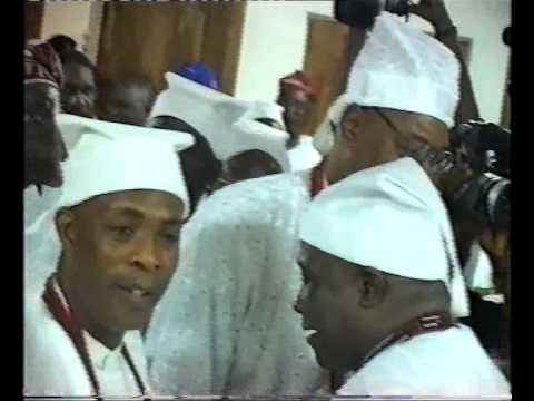 OBAS IN LAGOS