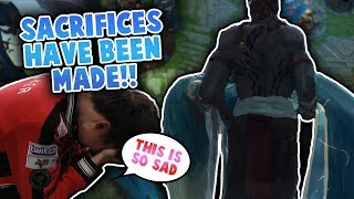 SACRIFICES HAVE BEEN MADE!! - League Of Legends Highlights #26