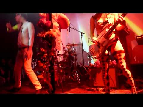 The Lovemakers - Fashion live @ Popscene, SF - February 14, 2014