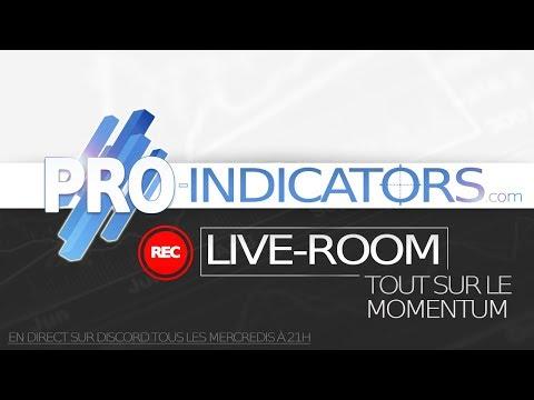 LIVE ROOM #5  : Questions/Réponses sur PRO Momentum