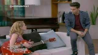 Violetta 3 - Ludmila y Federico cantan