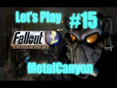 Let's Play Fallout 2 (part 15 - I am KAGA!!)