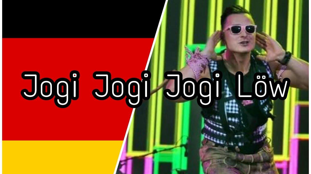 Andreas Gabalier Jogi Jogi Jogi Löw Hulapalu Wm Song Live