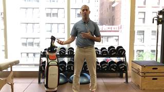 The Different Components of Golf Fitness