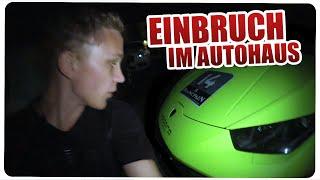 EINBRUCH in LUXUS-AUTOHAUS - USA TRIP #9