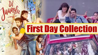 Dil Junglee First Day Box Office Collection: Taapsee Pannu | Saqib Saleem | FilmiBeat