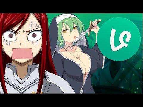 BEST Anime Crack / Vine Funny Compilation...