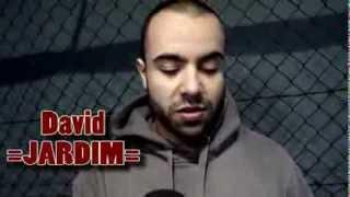 David Jardim - Apresentação Compact Cage Championship - CCC Thumbnail