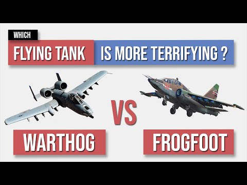 a10-warthog-vs-su25-frogfoot---flying-tank-comparison