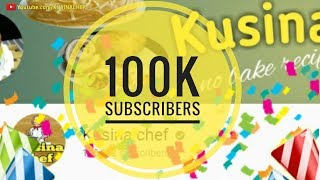 100,000 Subscribers Celebration (100k Subscribers)