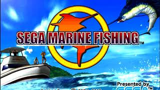 Dreamcast - Sega Marine Fishing