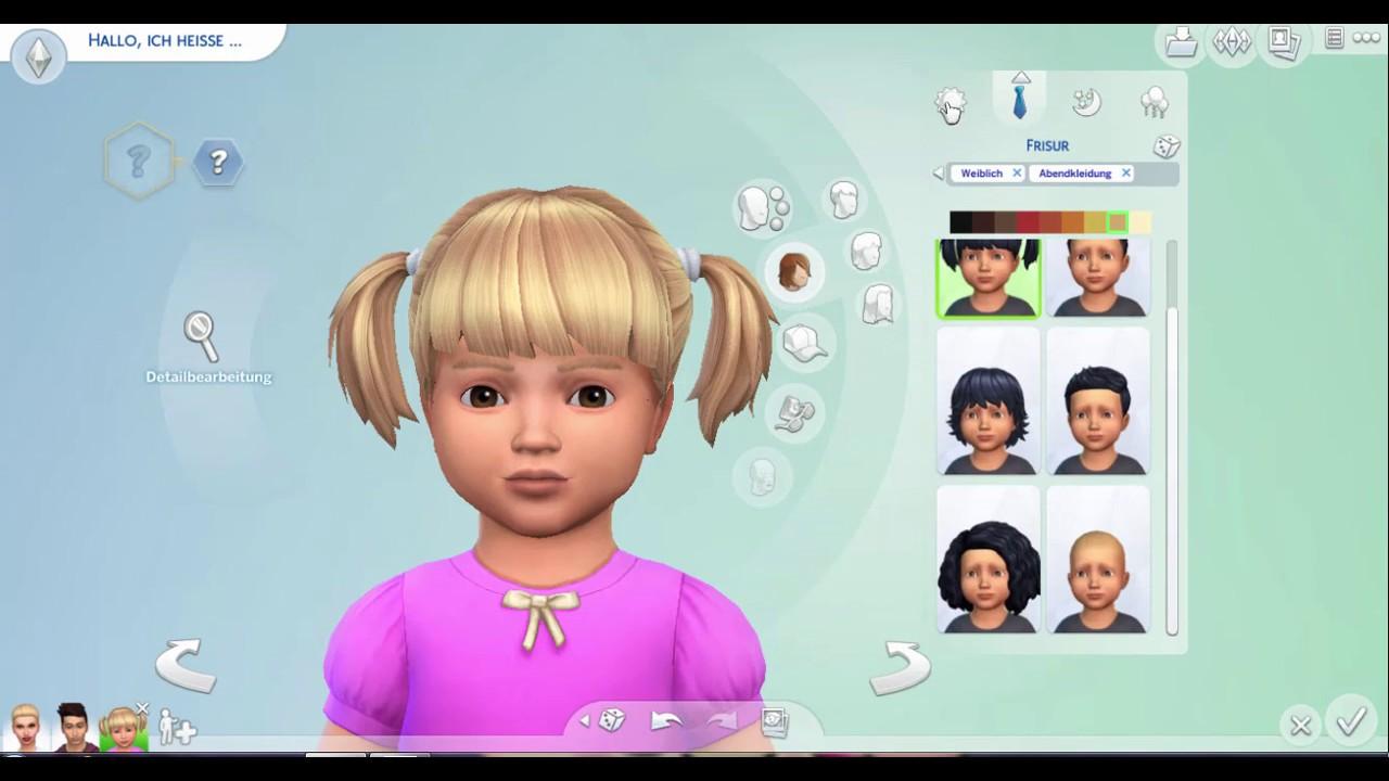 Sims 4 frisuren selbst erstellen