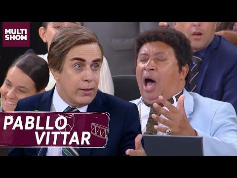 PABLLO VITTAR No Congresso? Tomsonaro é SURPREENDIDO Por Cover! 😱😆 | Multi Tom | Humor Multishow