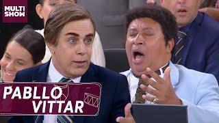 PABLLO VITTAR no congresso? Tomsonaro é SURPREENDIDO por cover! 😱😆   Multi Tom   Humor Multishow