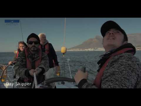 Yachtmaster Sailing School Cape Town into