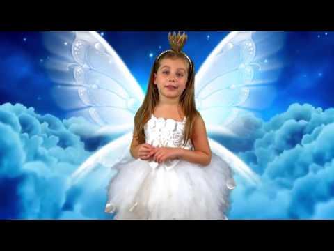 ЗУБНАЯ ФЕЯ. Как фея приносит подарки. Детский канал Расти вместе с нами.