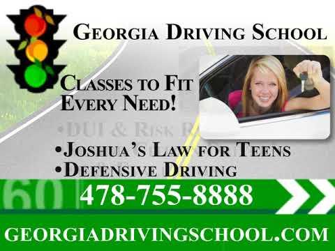 Defensive Driving - Georgia Driving School, Macon GA Georgia