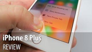 iPhone 8 Plus Review în Limba Română