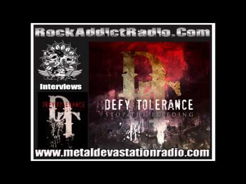 DJ REM Interviews - Defy Tolerance