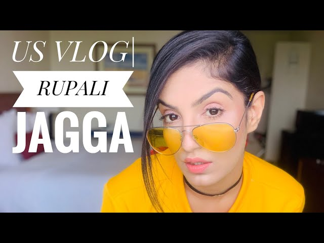 MyUSVlog| RUPALI JAGGA| RJ