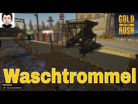 Gold Rush Goldrausch in Alaska Teil 6 Gold Rush The Game Simulator 2017 Gameplay