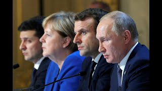 Russia and Ukraine leaders, in first talks, agree to prisoner swap