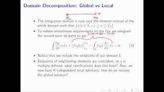Global vs Local M1.4 - Intro to DG