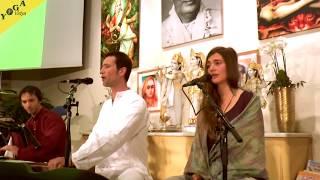 Sundaram Om Bhagavan at the Yoga Vidya Musikfestival 2015