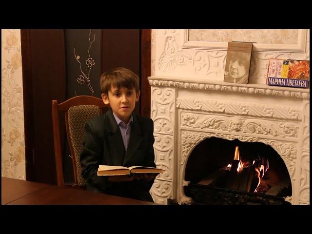 Изображение предпросмотра прочтения – ВладиславОхременко читает произведение «Красною кистью... ,   Уж сколько их упало в эту бездну...» М.И.Цветаевой