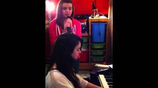 Piano Medley of popular songs - Helen & Melodissa