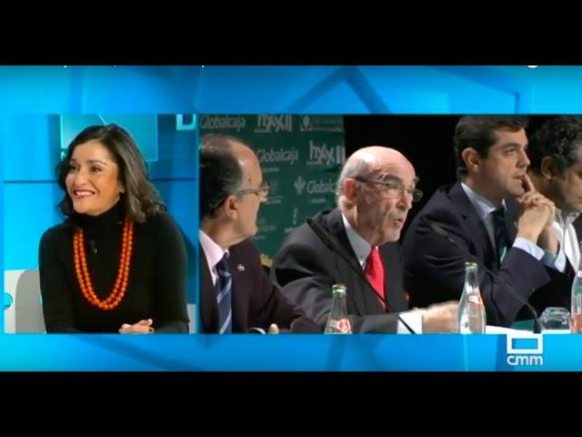 Globalcaja HXXII, en #CLMDespierta