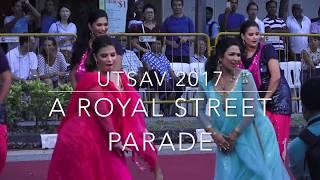 ROYAL STREET PARADE - DEEPAVALI CELEBRATION SINGAPORE 2017