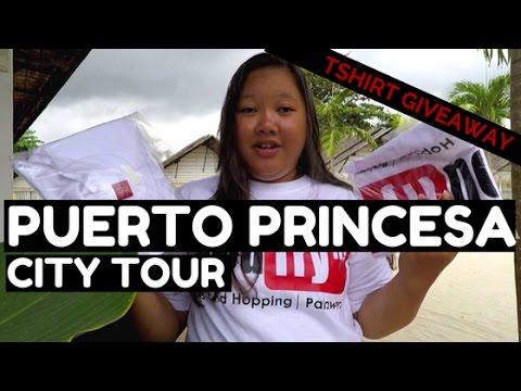 QUICK DIY Puerto Princesa City Tour (GIVEAWAY INSIDE)